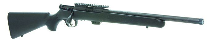 Savage Arms MKII FV-SR Threaded Barrel 28702 22 LR