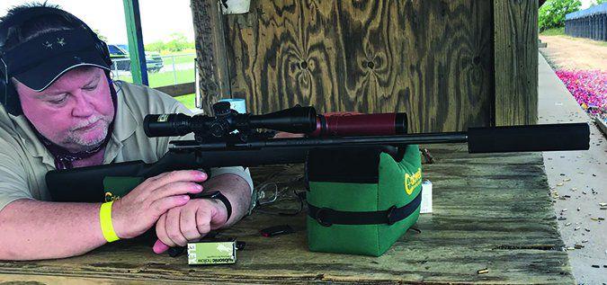 american shooting center rimfire shooting