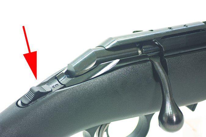 Ruger American Rimfire Standard 8305 22 LR