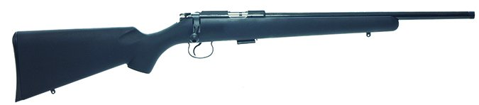 CZ-USA 455 American Synthetic Suppressor-Ready 02114 22 LR