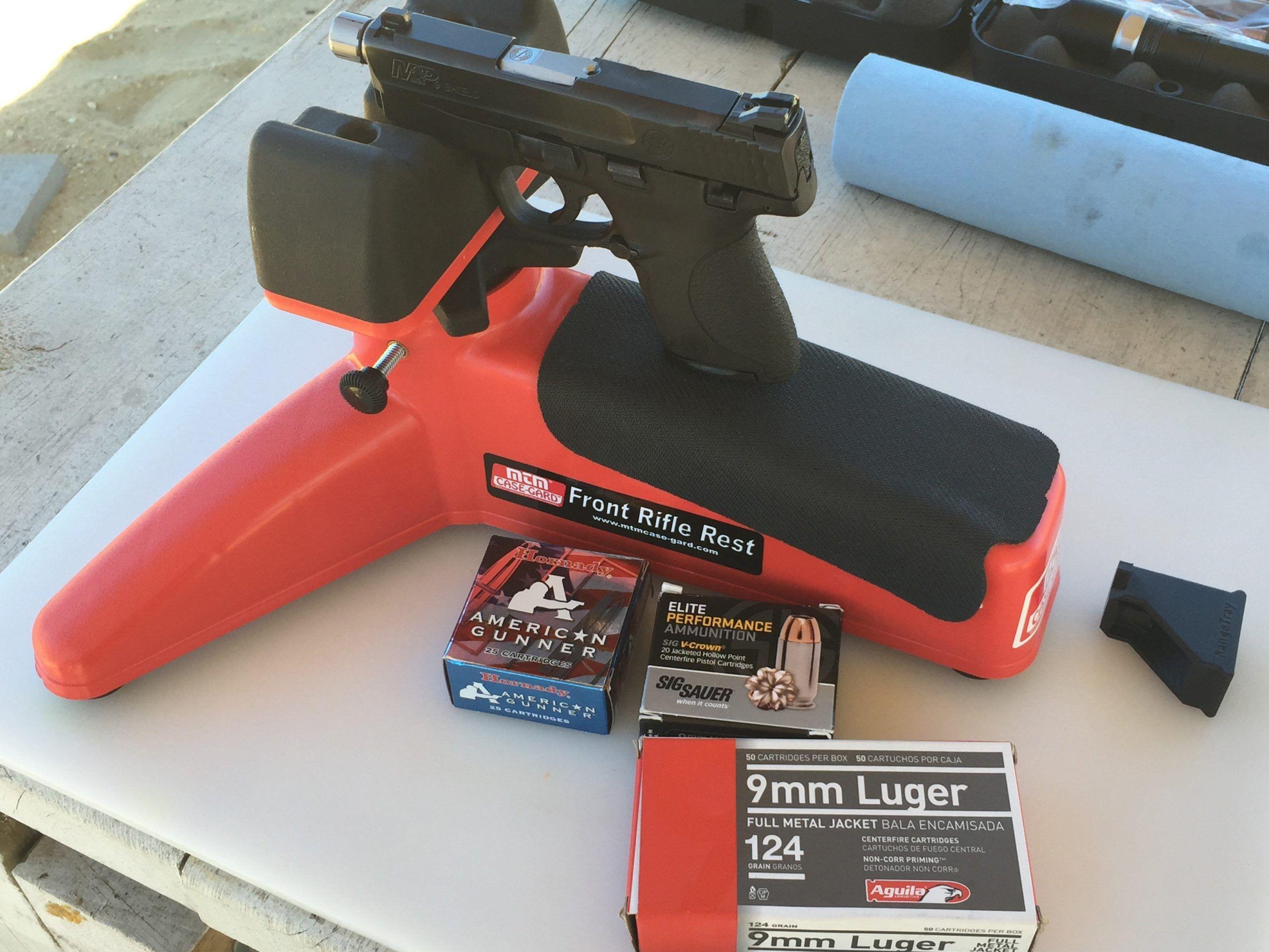 how much is handgun accuracy worth?