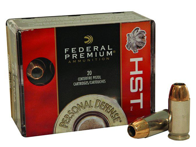 Federal Premium 99-grain HST load