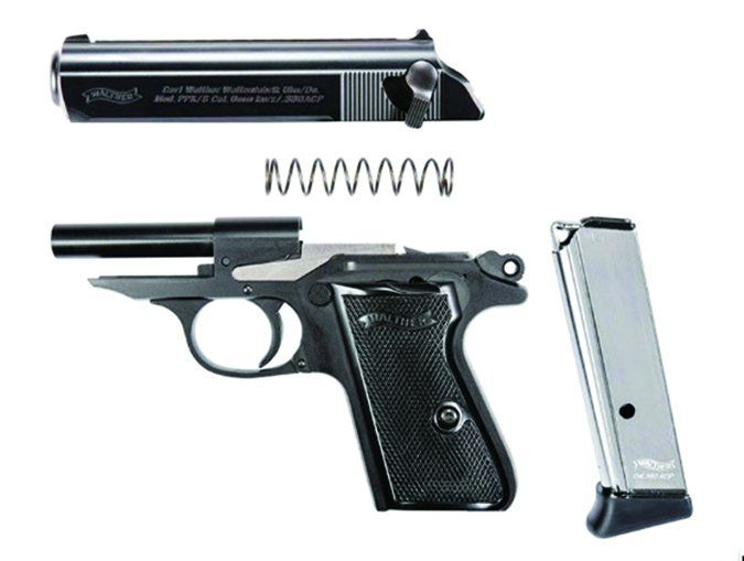 Walther PPK/S 4796006 380 ACP