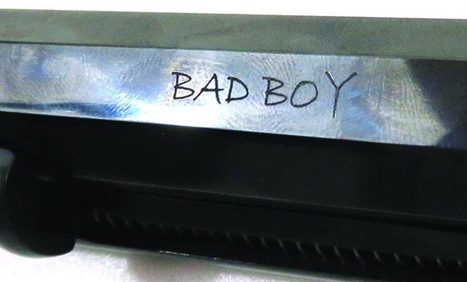 Cimarron Bad Boy