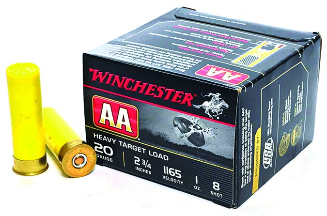 Winchester AA Super Sport Sporting Clays 1-ounce No. 8s
