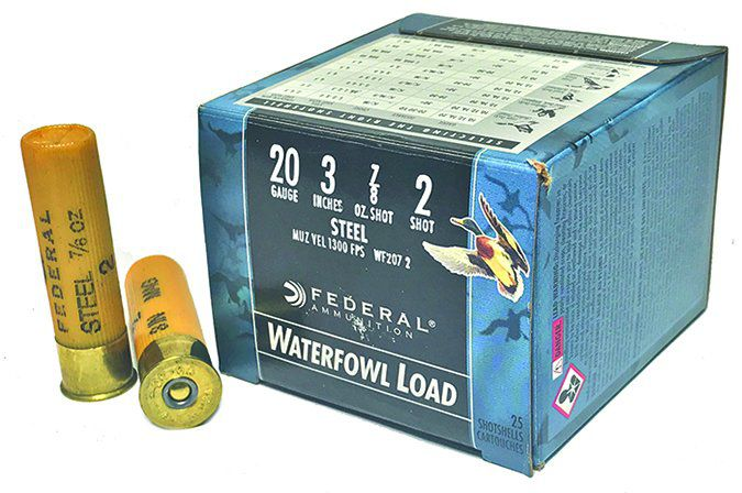 Federal Speed-Shok Waterfowl steel-shot