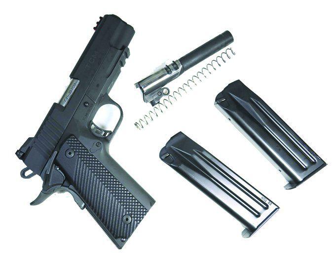 Rock Island Armory caliber conversion pistol
