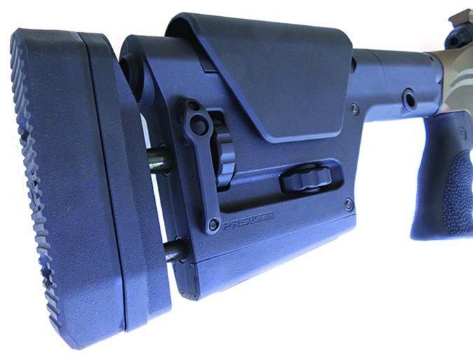 Savage 110 BA Stealth 22639 300 Winchester Magnum