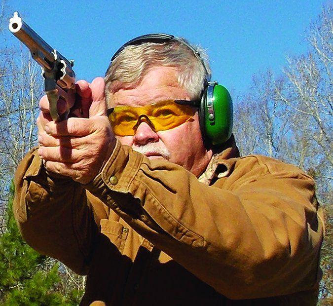 357 mag revolver