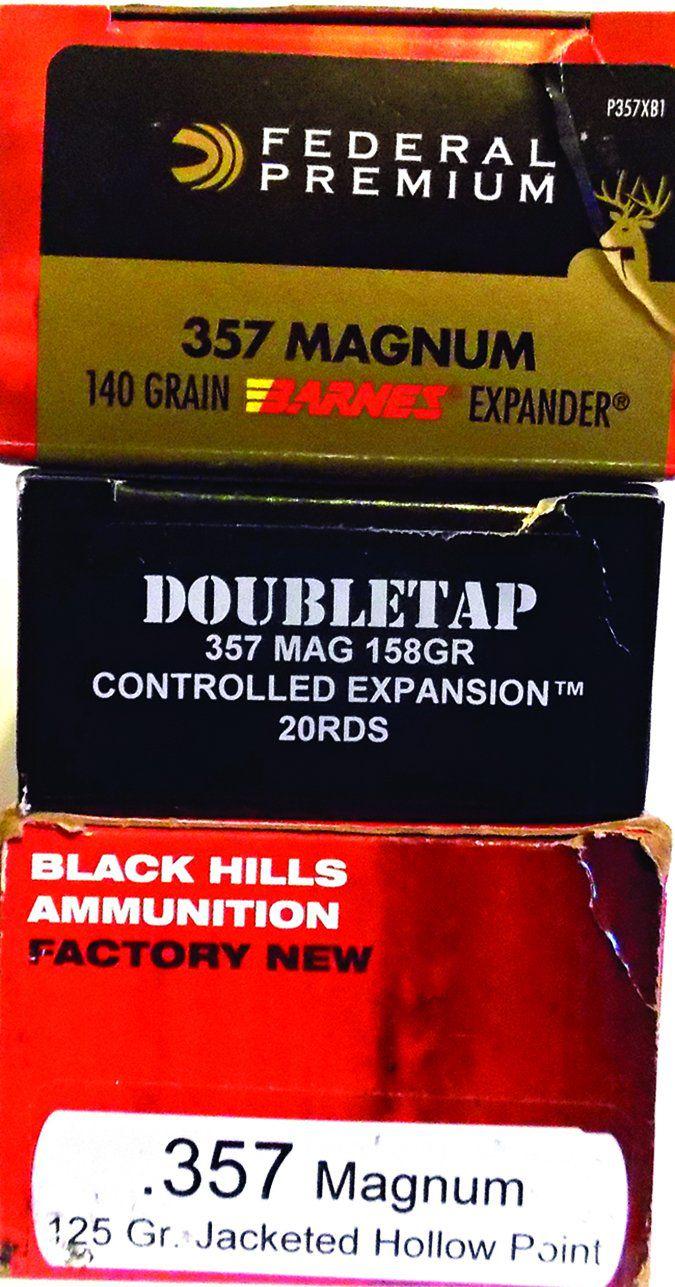 357 mag loads