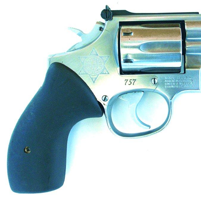 Smith & Wesson Model 66 Combat Magnum 38 Special +P/357 Magnum