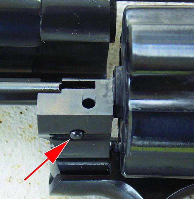Ruger GP100 GP-141 38 Special +P/357 Magnum