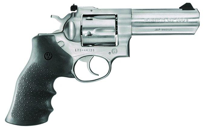 Ruger GP100 KGP-141 38 Special +P/357 Magnum