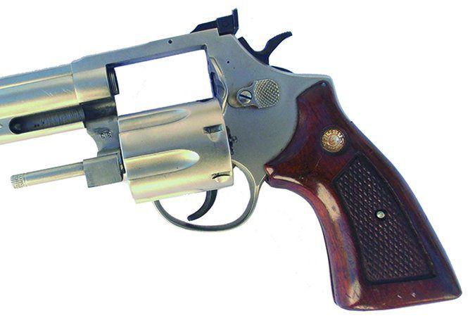 Taurus Model 66 38 Sp. +P/357 Magnum