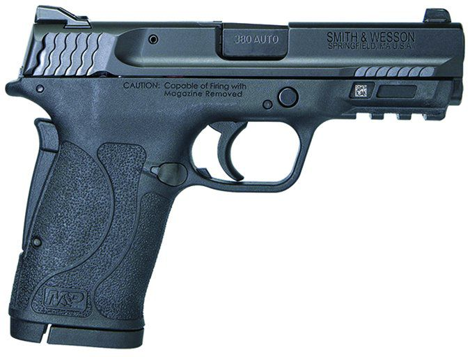 Smith and wesson mp380 shield ez