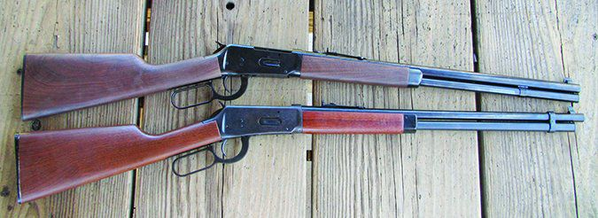 30-30 lever action rifles