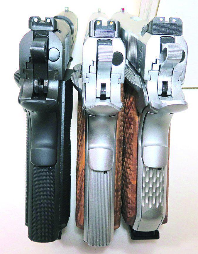 45 acp 1911 pistols