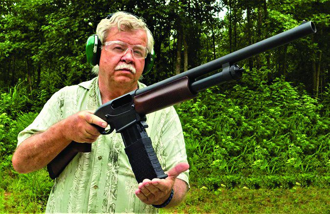 Remington 870 DM Hardwood 81351 12 Gauge