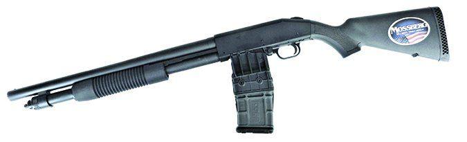 Mossberg 590M Mag-Fed Pump-Action 50205
