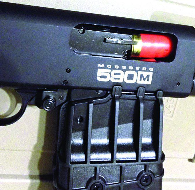Mossberg 590M Mag-Fed Pump-Action 50205 12 Gauge