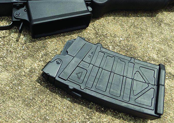 JTS M12AK Semi-Auto Shotgun 12 Gauge mag