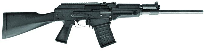 JTS M12AK Semi-Auto Shotgun 12 Gauge