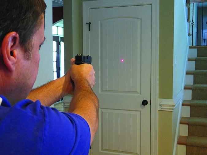 laser target training