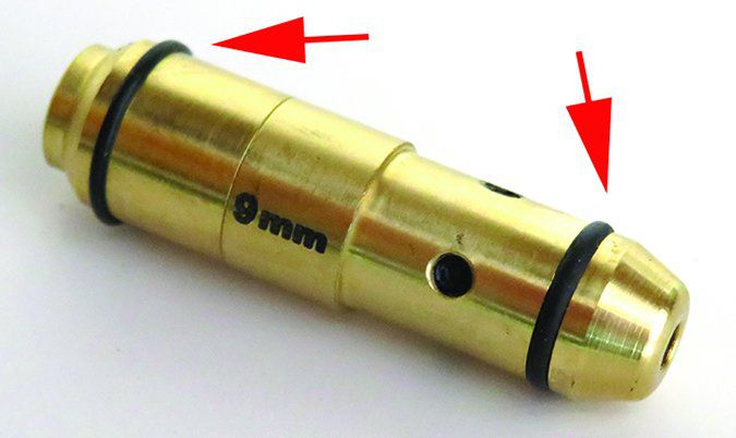 LaserLyte cartridge o-rings