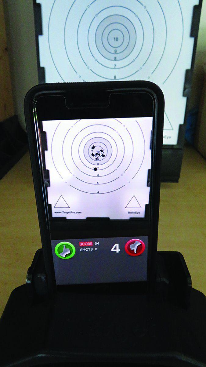 itarget laser training