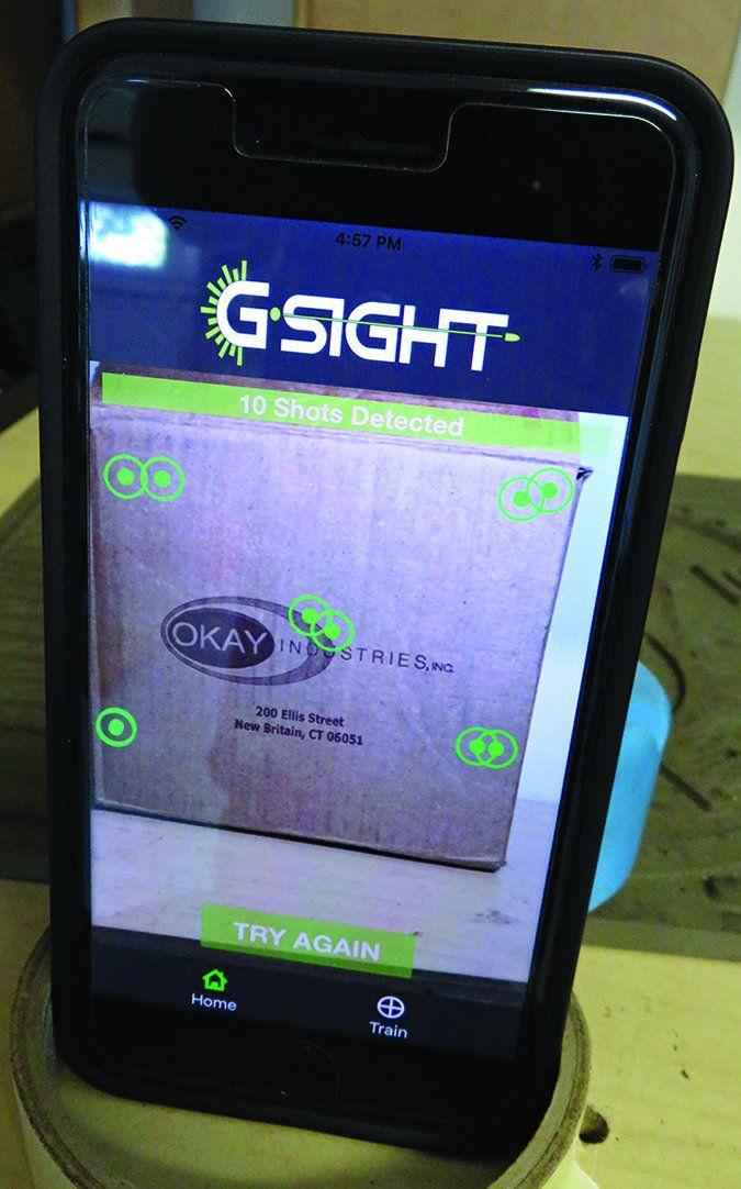 g-sight laser training