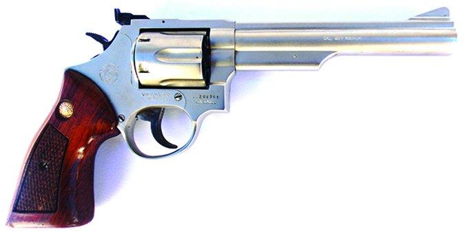 Taurus Model 66 .357 magnum