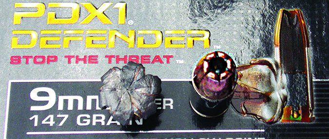 Winchester PDX1 Defender 147-Grain S9MMPDB1