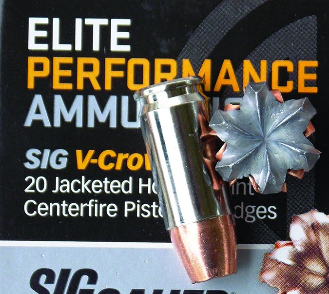 SIG Sauer Elite V-Crown 147-Grain E9MMA3-20