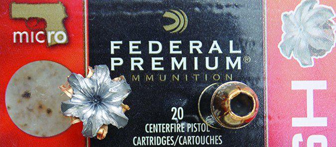 federal Premium Micro HST 150-Grain P9HST5S