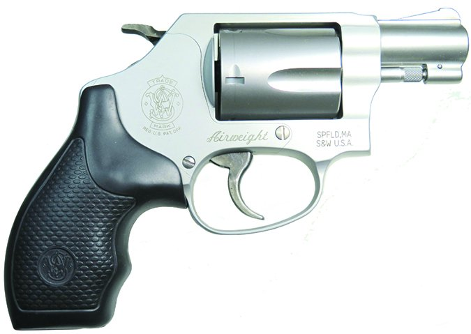 Smith & Wesson Model 637-2 163050 38 Special +P
