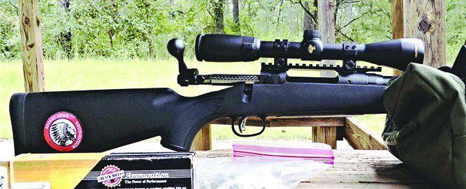 Savage Model 12FV 18393 308 Winchester