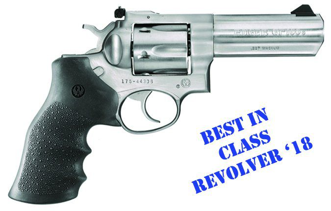 Ruger GP100 KGP-141 38 Special +P 357 Magnum
