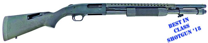 Mossberg 590 Tactical Heat Shield Synthetic 50665 12 Gauge