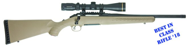 Ruger American Rifle Ranch 300 Blackout