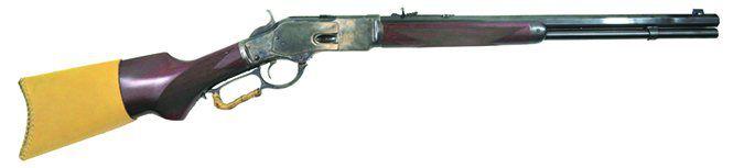 Taylor's & CoMPANY 1873 Comanchero Rifle Model 2043COM 357 Magnum
