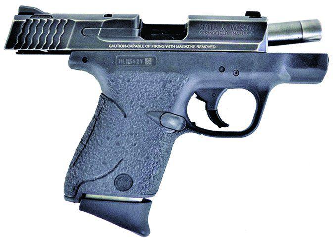 S&W M&P9 Shield SW180021BW