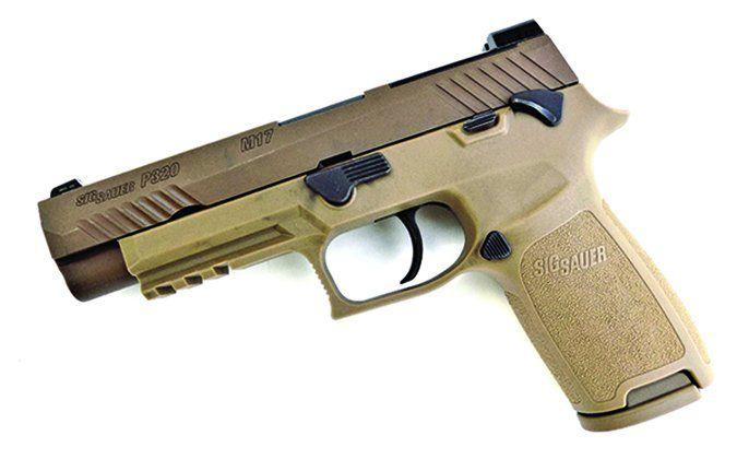SIG Sauer P320-M17