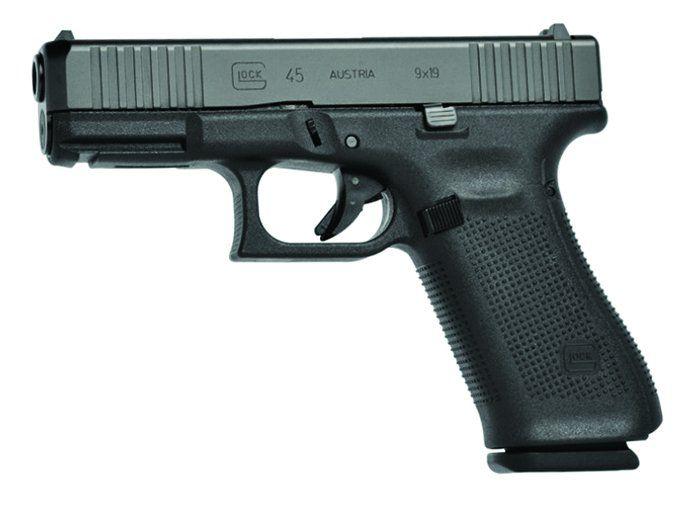 Glock 45 9mm Luger