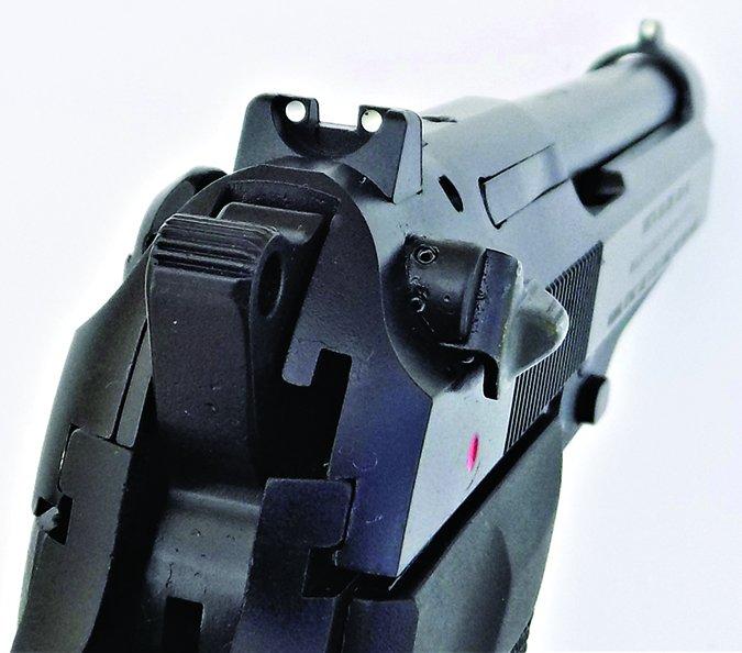Beretta 92 FS JS92F300M 9mm Luger