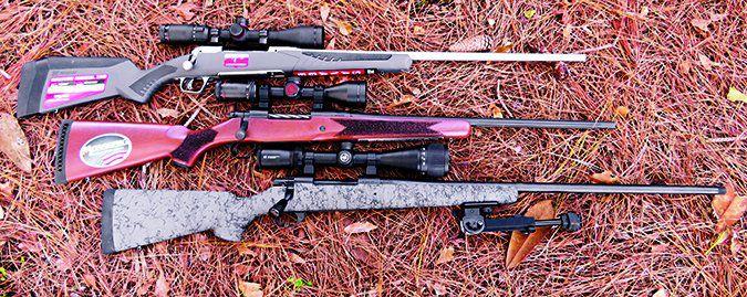 7mm hunting rifles