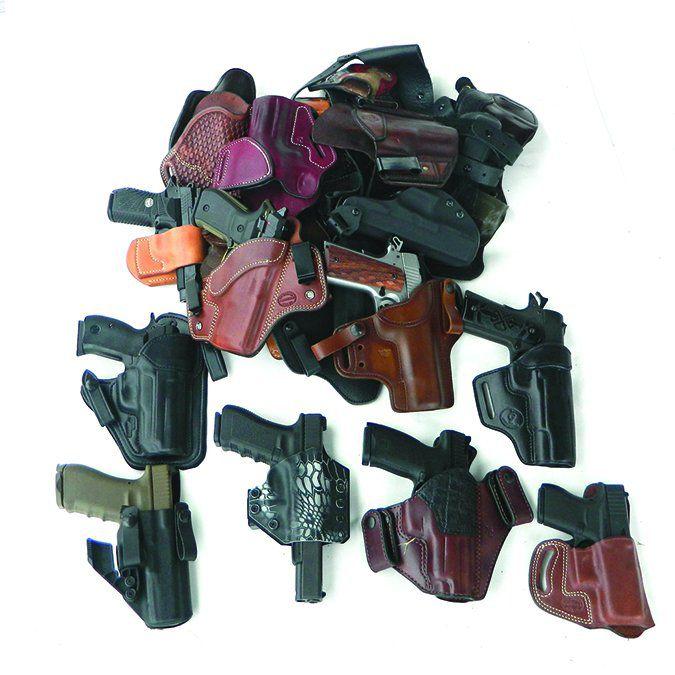 gun holster reviews