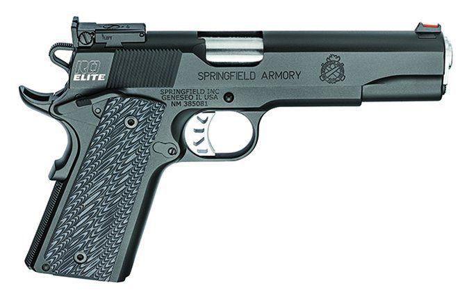 springfield armory pistol