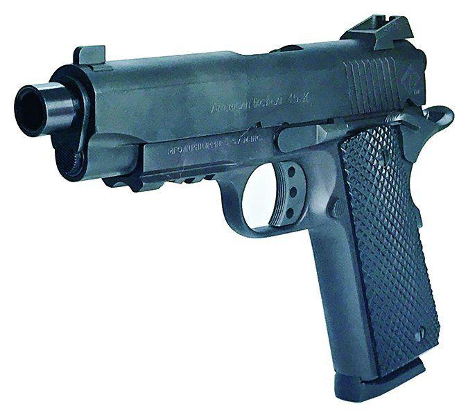 American Tactical Imports ATIFGX45K FX1911