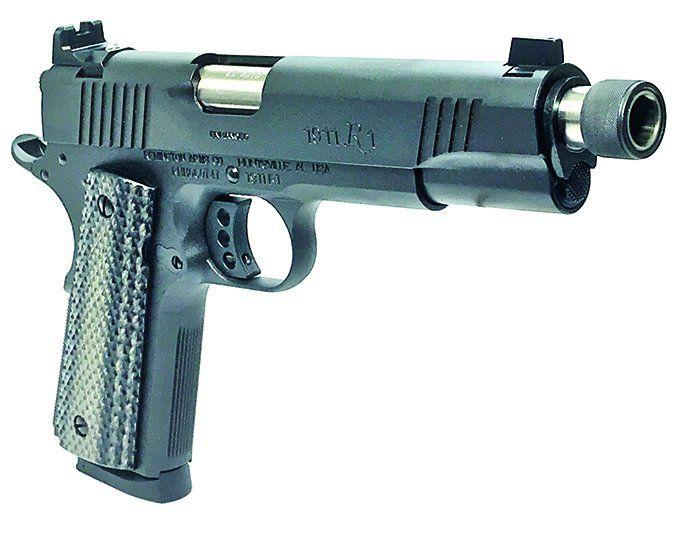 Remington 1911 R1 Enhanced Threaded Barrel 45 ACP