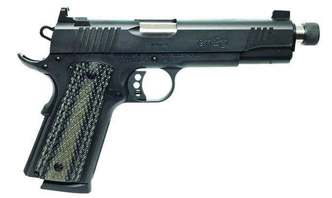 Remington 1911 R1 Enhanced Threaded Barrel 96339 45 ACP